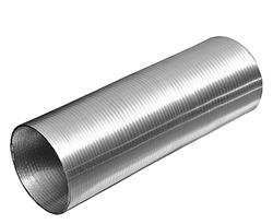 круглый воздуховод из оцинкованной стали